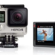 Gopro HD Hero 4 Silver WI-FI Camera