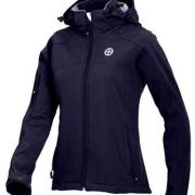 VIGILANTE ChIllsome Softshell Womens Weatherproof Jacket - Black
