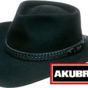 "e7fea819dd0 Akubra Cattleman Felt Hat – SAND  Hat Size 57cm   7 1 8""  – Trekking ..."