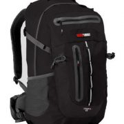 Black Wolf Tempo 40L Air Back Technical daypack - BLACK