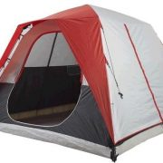 Caribee Pacific Easy Up Instant 6 Person Family tent