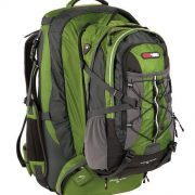 Black Wolf Grand Teton 65LTravel Pack & Zip-off Daypack - Forest