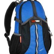 Black Wolf Fox 01 Hydration Backpack with 2L bladder - Blue