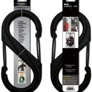 Nite Ize #10 S-Biner Double Gated Carabiner - Black