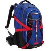 Black Wolf Tsunami AirTech Daypack Backpack - BLUE