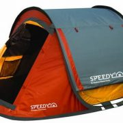 Explore Planet Earth 2 Person Speedy Original Pop-Up Tent
