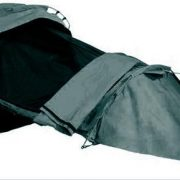 Burke and Wills SIMPSON Green Super Deluxe XL Dome Canvas Swag - CANVAS BASE
