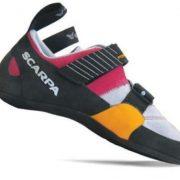 Scarpa Force X Womens Leather Rock Climbing Shoes [Shoe Size:uk 4/us 6/eu 37]