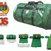 AOS PVC King Single Swag Bag Protection System (SPS)