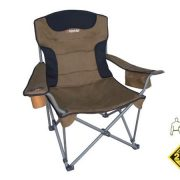 Roman KING CANVAS XL BIG MAN Folding Camp Chair 200kg capacity