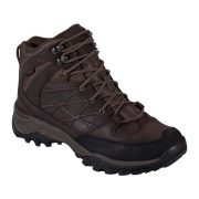 The North Face Mens Storm Mid Wp Leather Hiking boot - Brown [Shoe Size:us 10/uk 9/eu 43]
