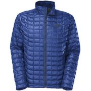 The North Face Mens Thermoball Full Zip Puffer Jacket - Monster Blue