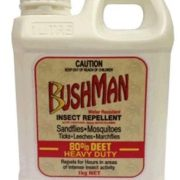 Bushman Heavy Duty Dry Gel Insect & Mosquito Repellent 1L Tub