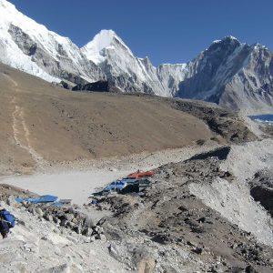 Gorekshep Everest