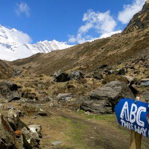 Annapurna Base Camp2