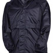 Rainbird Stowaway EXTRA Waterproof Unisex Jacket - NAVY
