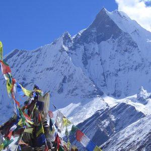 Annapurna Base Camp low