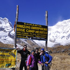 Annapurna Base camp picture