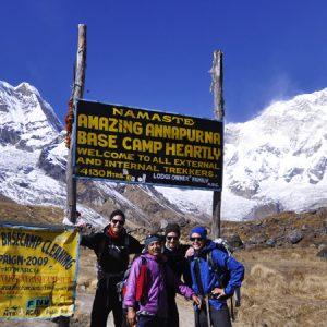 Annapurna Base camp picture