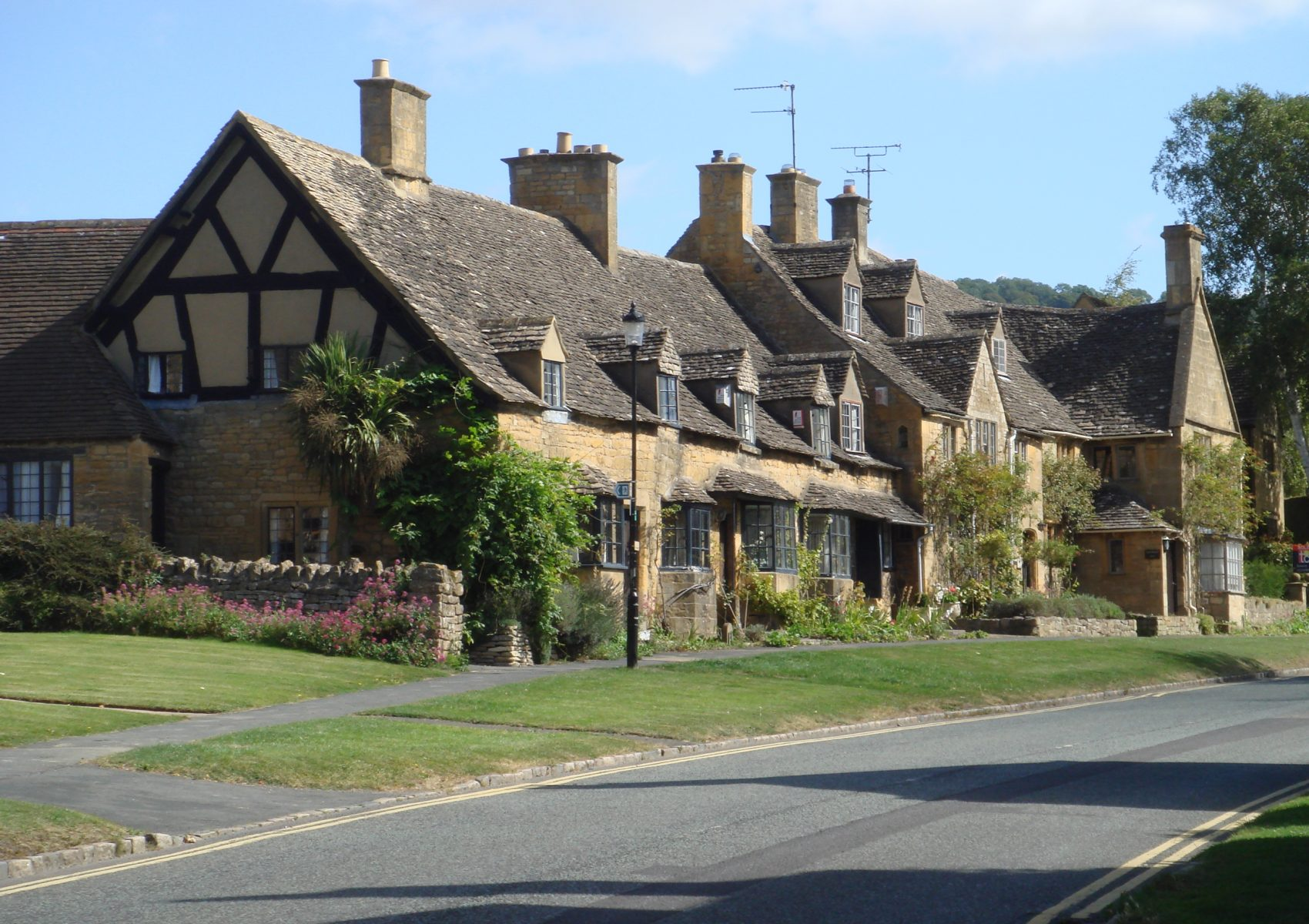 a cotswold round