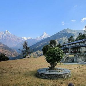 annapurna in luxury