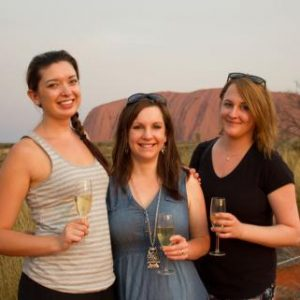 australia_northern-territory_uluru_sunset_champagne