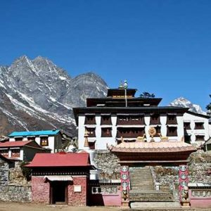 everest mountain monasteries