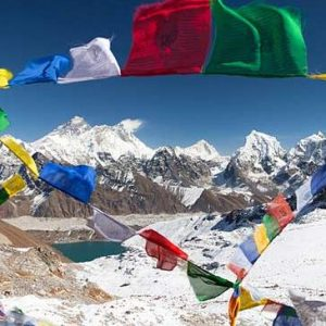 high passes and everest base camp