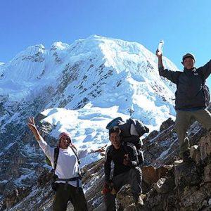 the high inca trail