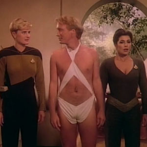 Trek TV Episode 99 - Star Trek: The Next Generation - S01E08 - Justice