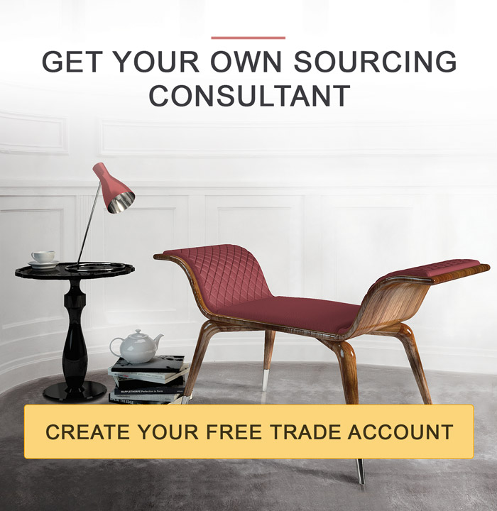 Get Your Dedicated Sourcing Consultant. Become a Trade Member with Treniq.