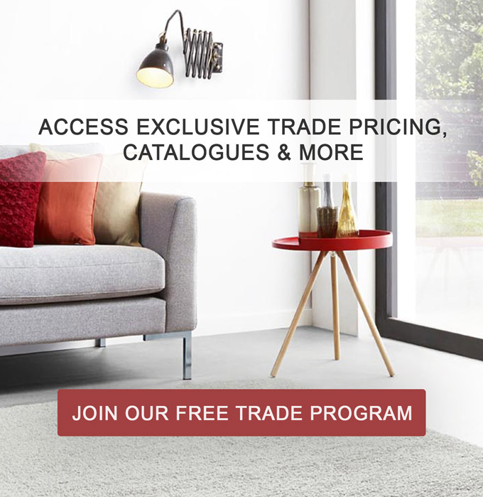 Become a Trade Member with Treniq | Access Catalogues, Trade Pricing and More.