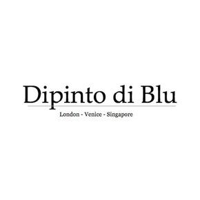 Dipinto di blu logo treniq