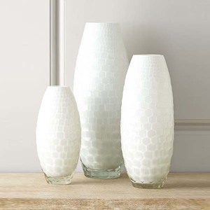 Swan vase set of 3 eclat decor  treniq 1 1498045824863 copy