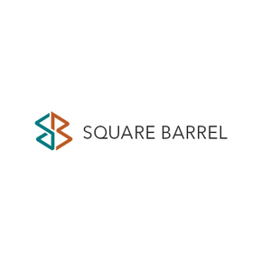 Square barrel logo treniq