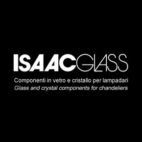 Isaac glass logo treniq