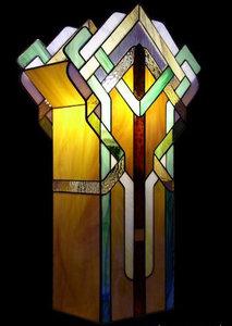 Aldona design   art glass lighting 020
