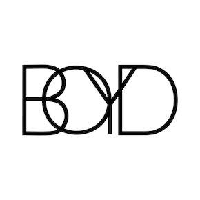 Boyd logo black