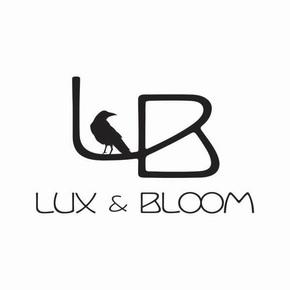 Lux   bloom logo treniq