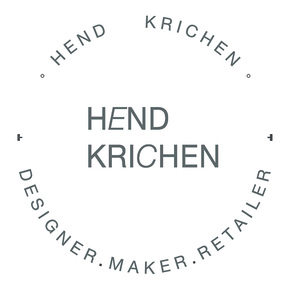 Hend krichen new logo dark grey version