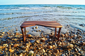 Wavy table beach 2 small