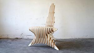 Peak lounge chair 4
