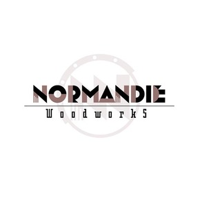 Normandie wood works logo treniq