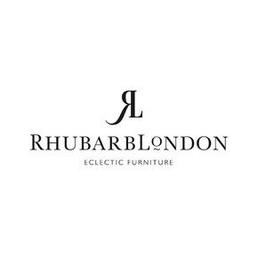 Rhubarb london logo treniq