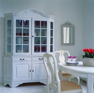 02 rococo two door cabinet