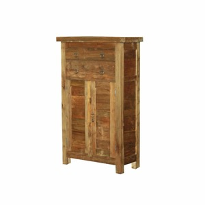 Furniture living room wooden chest jepara furniture