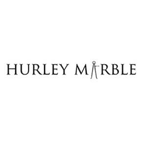 Hurley marble logo