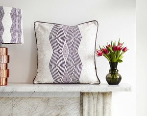 Odi cushion purple mood small