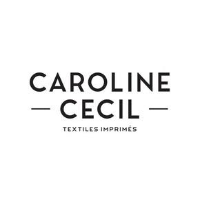 Caroline cecil textiles logo treniq