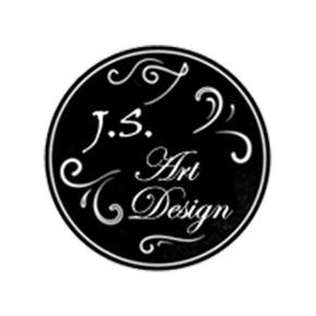 J. s. art design logo treniq
